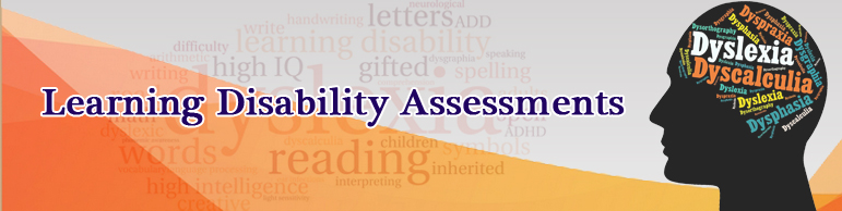 Learning disability Assessments