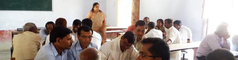 Career & Academic Workshops for Teacher
